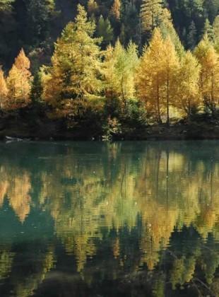 Lac d'Altitude - vue depuis le Lac